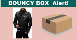 Instant WIN this REAL Leather Jacket! [ Valued at $148.99! ] = 2 WINNERS!