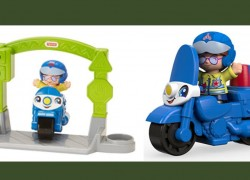 Little People Motorcycle ONLY $3.28 ! ( Reg. $10 ) – WIll Arrive Before Christmas