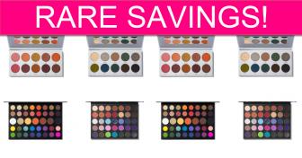 RARE SAVINGS! Morphe Palettes HALF PRICE!