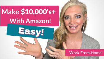 10 ways to make Passive Income WITH Amazon!