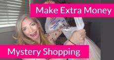 Make Extra Money Mystery Shopping !
