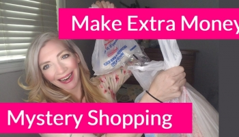 Make Extra Money Mystery Shopping !