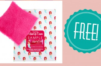 100% FREE Makeup  Eraser Sample !