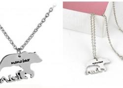 RUNNNN! Mamma Bear Necklace ONLY $1.97 SHIPPED!