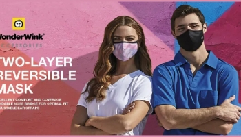 High Quality = 2 LAYER Mask = FREE!