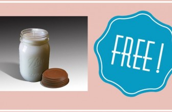 Free Soy Candle Sample!