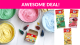 Hot Deal McCormick Food Coloring