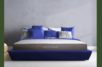 Win a NECTAR Memory Foam Mattress! ( Worth $500 – $900 ) !