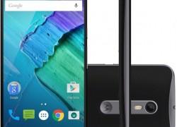 Win a Motorola Phone and Phone Clip!