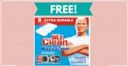 FREE Mr. Clean Magic Eraser Sample at Sam's Club