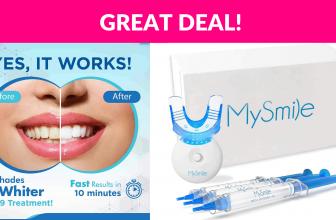 MySmile Teeth Whitening Kit