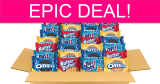 EPIC PRICE! Nabisco 56 Count Pack Cookies!