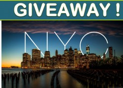 WIN A Trip to New York plus Year Supply of Chocolate!