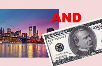 Enter TO Win a TRIP to NYC AND $1,000