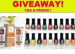 Win a $175 Barielle Nail Polish Color Prize pack. So many beautiful colors!!