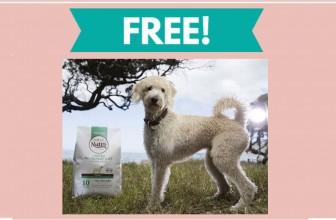 WHOA! Totally FREE 4lb Bag of NUTRO Ultra Grain-free Dog Food!