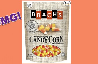 WOW! * ATTENTION CANDY CORN LOVERS! * ONLY $0.71 CENTS!
