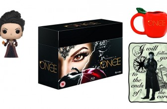 Once Upon a time Fans win a $250 Collection.