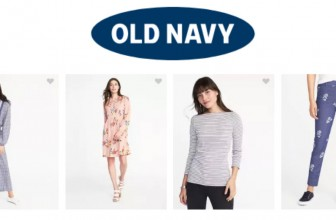 RUNNN! OLD NAVY :  75% Off Clearance + Extra 30% Off Sitewide