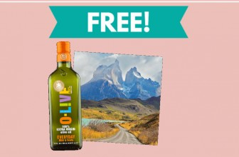Possible FREE Bottle of Extra Virgin Olive Oil!