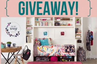 ENTER TO WIN a $1,970 Prize Pack! Vera Bradley & more!