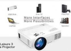Win a Portable Projector!