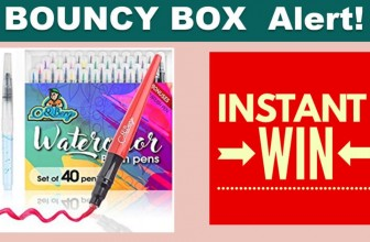 40 Watercolor Paint Brushes. [ 30 INSTANT Winners! ]