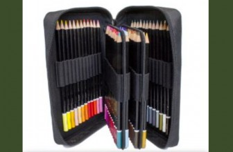 [62 WINNERS] Win a 72 Colored Pencil Set!