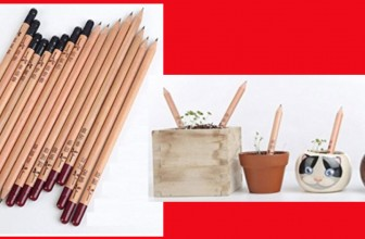 8Pcs Pencils & Then Plants ! (Parsley, Thyme, Sage, Basil, Clover, Dill, Peppermint ) $4 SHIPPED