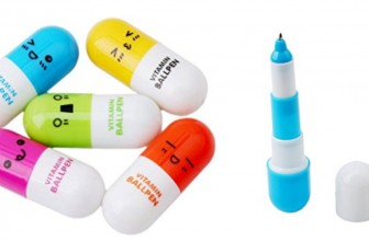So Cute. Pill Ball Point Pens ONLY $3.94 for 20 !