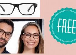 Free Prescription Glasses !