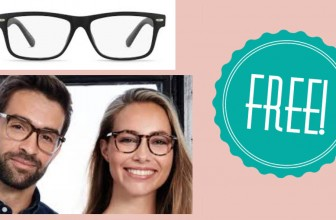 Free Prescription Glasses !