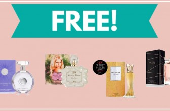 TWO FREE Women's or Men's Perfume Samples