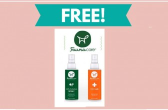Possible FREE Sample By Mail of Fauna Care for Pet Wounds!