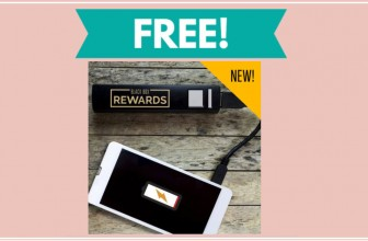 Totally – 100% FREE – Phone Charger!