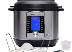 Win a Kitchen Must have!! InstaPot!!!!!