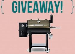 ENTER TO WIN A PIT BOSS GRILL