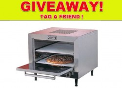 Win a Countertop Pizza Oven from Bays English Muffins!!