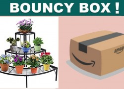 [ INSTANT WIN! ] Beautiful Plant Rack [ Valued at $49.99! ]