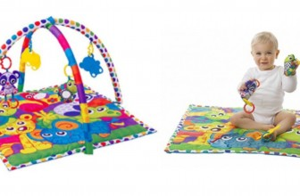 HURRY ! Amazon: Baby Play Gym ONLY $21.45 (Reg. $44.99)