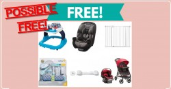 Possible FREE Baby Products By Mail !