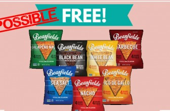 Possible FREE Stuff from Beanfields Chips