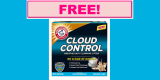 {Possible} Free Arm & Hammer Cloud Control Cat Litter