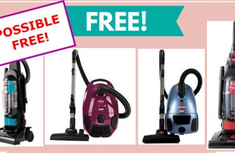 Possible FREE Bissell Vacuum Cleaner