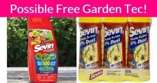 Possible FREE Garden Tec!