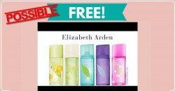 Possible Free Sample of Fragrance From Elizabeth Arden