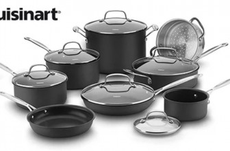 Enter To Win 14pc Cuisinart Cookware Set!