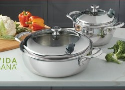 Enter TO Win: Vida Sana 5-Ply Stainless Steel ( Worth $539.90 )