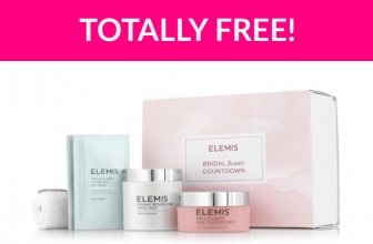 Free Elemis Skincare Products by Mail!