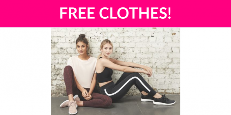 Free Footwear and Apparel from MESH01!
